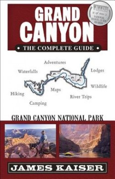 The complete guide. Grand Canyon cover image
