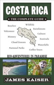 The complete guide. Costa Rica cover image