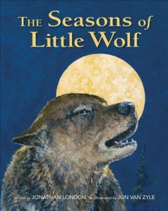 The seasons of Little Wolf cover image