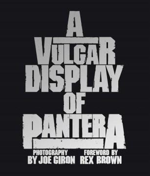 A vulgar display of Pantera cover image