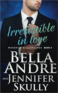 Irresistible in love cover image