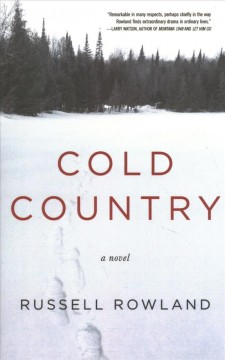 Cold country : a novel cover image