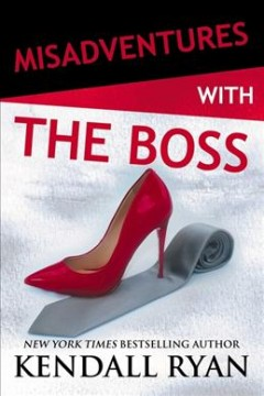 Misadventures with the boss cover image