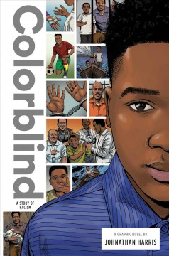Colorblind : a story of racism cover image