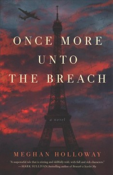 Once more unto the breach cover image