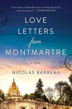 Love letters from Montmartre cover image
