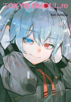 Tokyo ghoul : re. 12 cover image