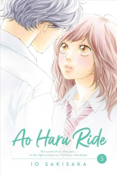 Ao haru ride. 5 cover image