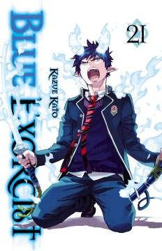 Blue exorcist. 21 cover image