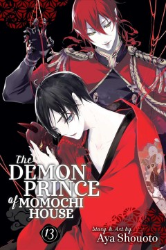 The demon prince of Momochi House. 13 cover image