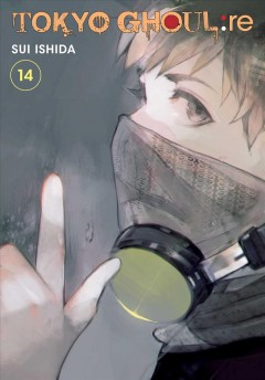 Tokyo ghoul : re. 14 cover image