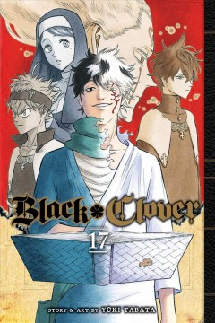 Black clover. 17, Fall, or save the kingdom cover image