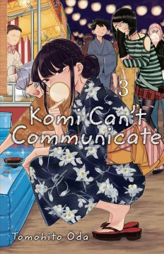 Komi can't communicate. 3 cover image