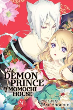 The demon prince of Momochi House. 14 cover image