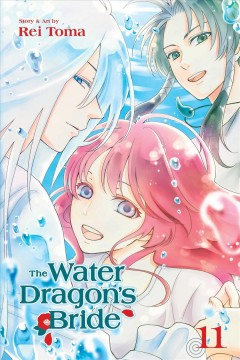 The water dragon's bride. 11 cover image