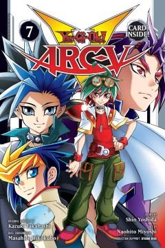 Yu-Gi-Oh! Arc-V. 7, Arc of destiny!! cover image