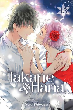 Takane & Hana. 13 cover image