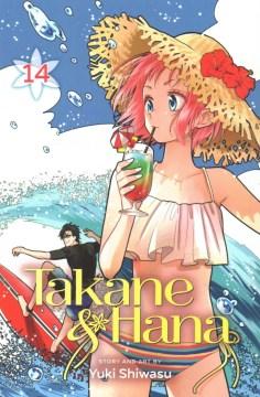 Takane & Hana. 14 cover image