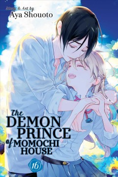 The demon prince of Momochi House. 16 cover image