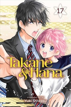 Takane & Hana. 17 cover image