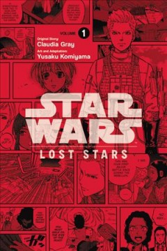 Star Wars. lost stars. 1 cover image