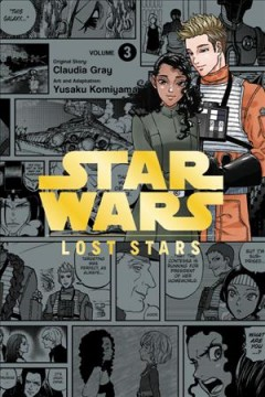 Star wars : lost stars. 3 cover image