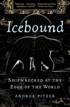 Icebound : shipwrecked at the edge of the world cover image
