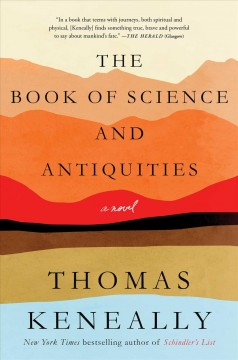 The book of science and antiquities cover image