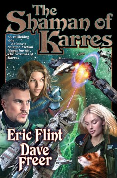The shaman of Karres cover image