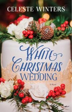 White Christmas wedding cover image
