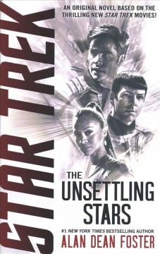 The unsettling stars cover image