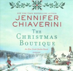 The Christmas boutique cover image
