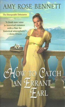 How to catch an errant earl cover image