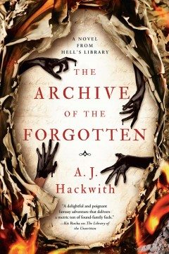 The archive of the forgotten cover image