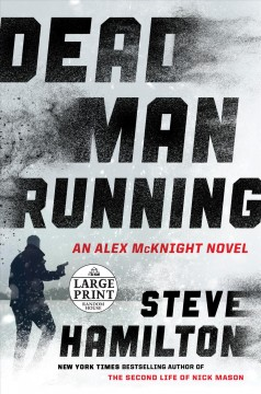 Dead man running cover image