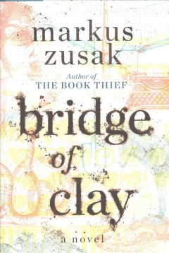 Bridge of Clay cover image