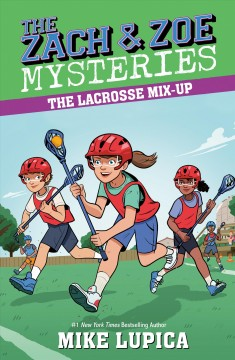 The lacrosse mix-up cover image
