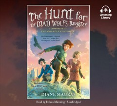 The hunt for the mad wolf's daughter cover image