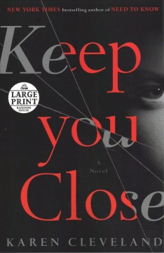 Keep you close cover image