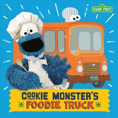 Cookie Monster's foodie truck cover image