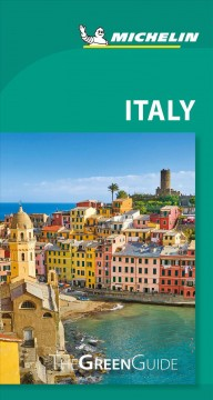 Michelin green guide. Italy cover image