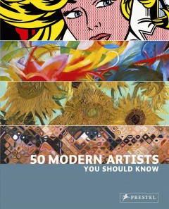 50 modern artists you should know cover image