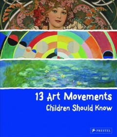 13 art movements children should know cover image