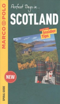 Marco Polo. Perfect days in Scotland cover image