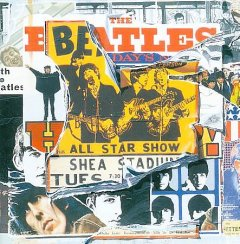 The Beatles anthology 2 cover image