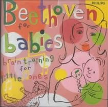 Beethoven for babies brain training for little ones cover image
