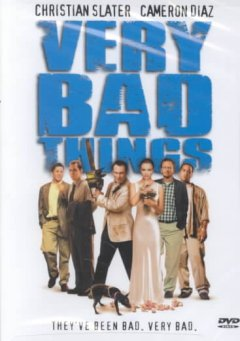 Very bad things cover image
