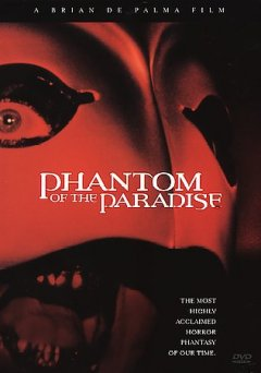 Phantom of the Paradise cover image