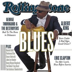 Rolling Stone presents Blues cover image