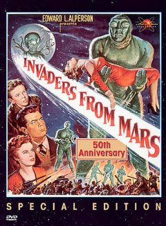 Invaders from Mars cover image